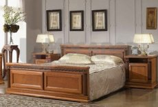 Double beds Solid Wood