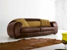 Sofas brown