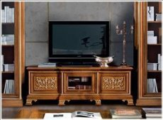 TV stands array