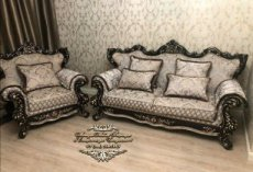 Classic upholstered furniture
