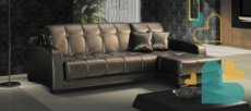 Eco-leather sofas