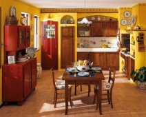 Provence kitchens