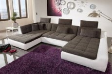High-tech corner sofas